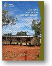 Human rights standards for immigration detention